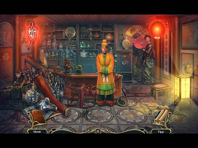 Dark Chronicles: Die Flammenhexe img