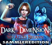Feature- Screenshot Spiel Dark Dimensions: Wo alles begann  Sammleredition