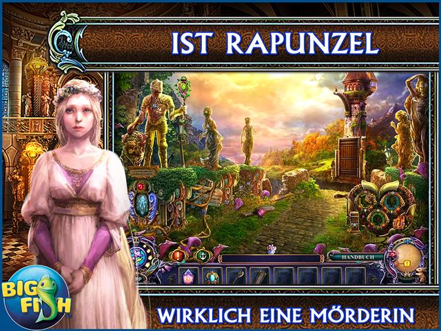 Screenshot für Dark Parables: Rapunzel's Gesang Sammleredition