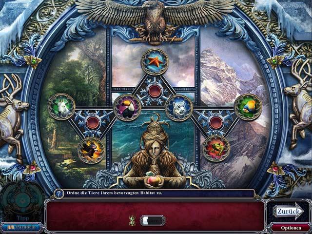 Spiele Screenshot 1 Dark Parables: Der Schmerz der Schneekönigin