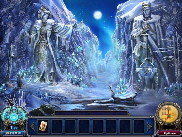Spiele Screenshot 2 Dark Parables: Der Schmerz der Schneekönigin