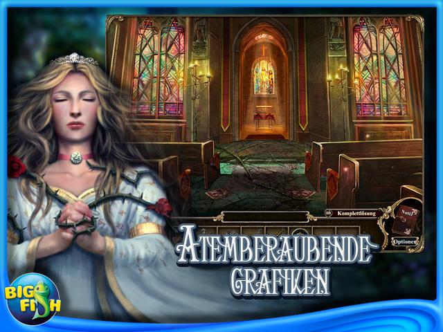 Screenshot für Dark Parables: Dornröschens Fluch Sammleredition