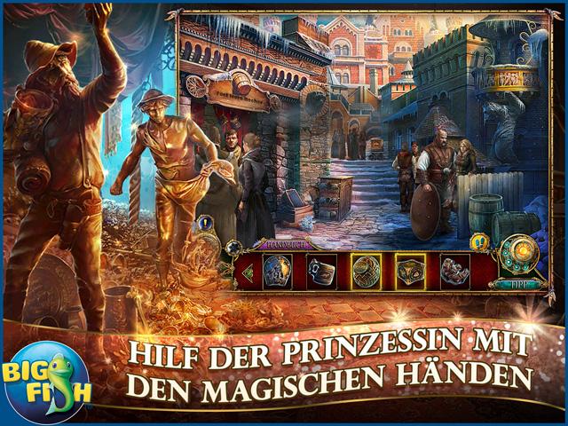 Screenshot für Dark Parables: Goldlöckchen und der Stern der Wünsche Sammleredition