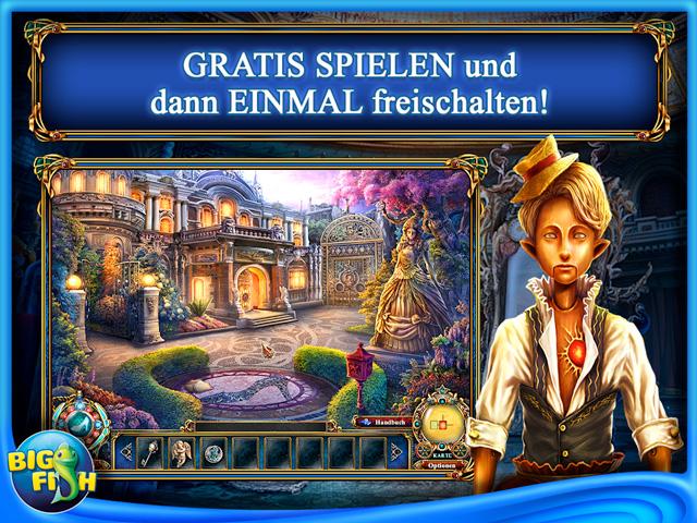 Screenshot für Dark Parables: Die letzte Cinderella Sammleredition