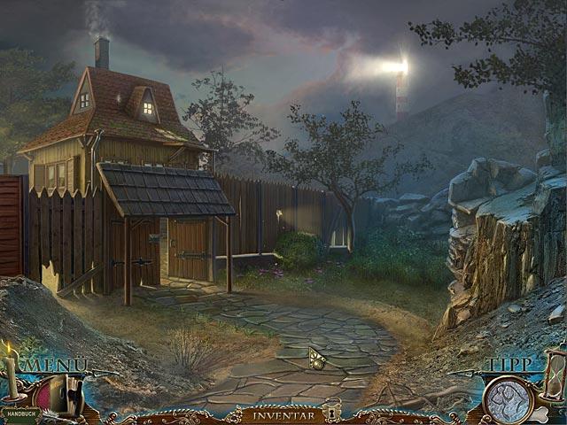 Spiele Screenshot 1 Dark Tales: Der Goldkäfer von Edgar Allan Poe