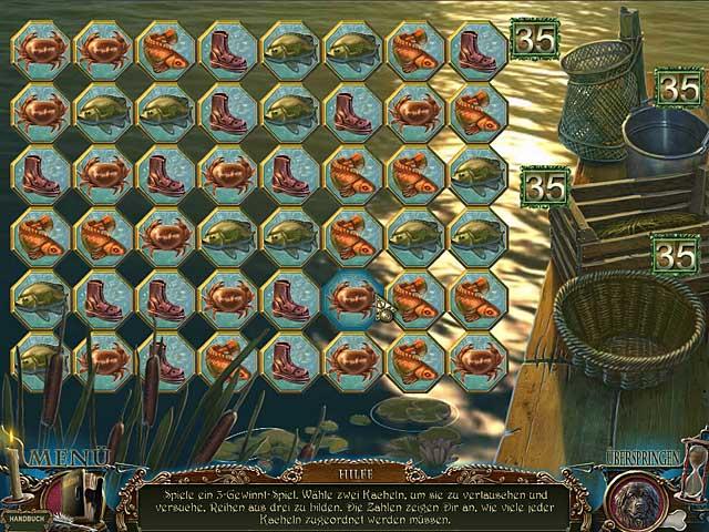 Spiele Screenshot 2 Dark Tales: Der Goldkäfer von Edgar Allan Poe