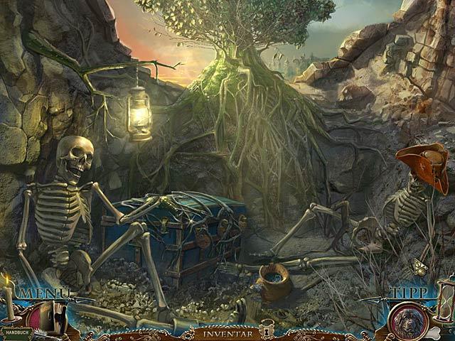 Spiele Screenshot 3 Dark Tales: Der Goldkäfer von Edgar Allan Poe