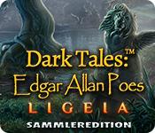 Feature- Screenshot Spiel Dark Tales: Edgar Allan Poes Ligeia Sammleredition