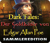 Dark Tales: Der Goldkäfer von Edgar Allan Poe Sammleredition