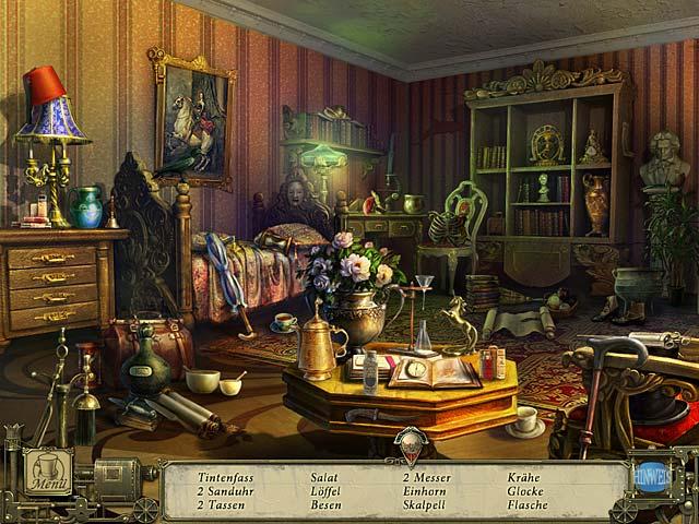 Spiele Screenshot 1 Dark Tales: Der Mord in der Rue Morgue von Edgar Allan Poe Sammleredition