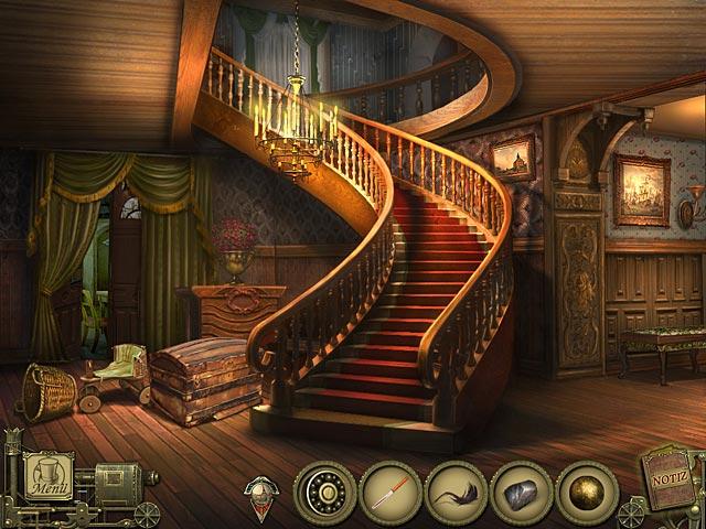 Spiele Screenshot 2 Dark Tales: Der Mord in der Rue Morgue von Edgar Allan Poe Sammleredition