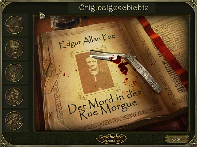 Spiele Screenshot 3 Dark Tales: Der Mord in der Rue Morgue von Edgar Allan Poe Sammleredition