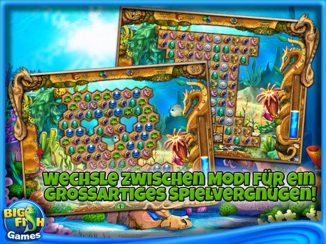 Screenshot für Das Smaragd-Riff