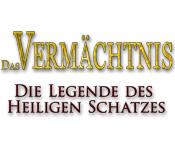 Das Vermächtnis: Die Legende des heiligen Schatzes