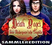 Death Pages: Eine Shakespeare'sche Tragödie Sammleredition
