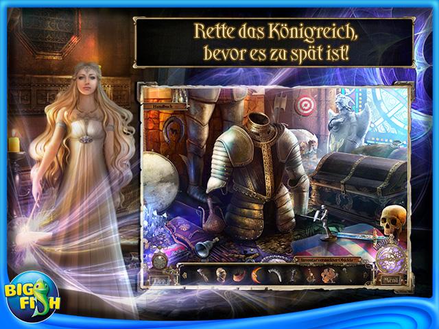 Screenshot für Detective Quest: Der gläserne Schuh Sammleredition