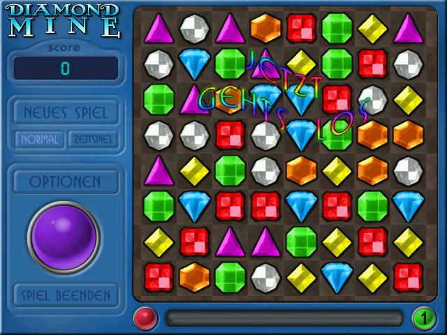 Spiele Screenshot 2 Diamond Mine