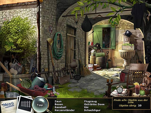 Spiele Screenshot 2 Die Gestohlene Venus