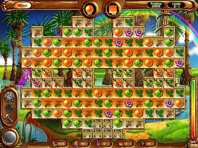 Spiele Screenshot 1 Die verzauberten Inseln