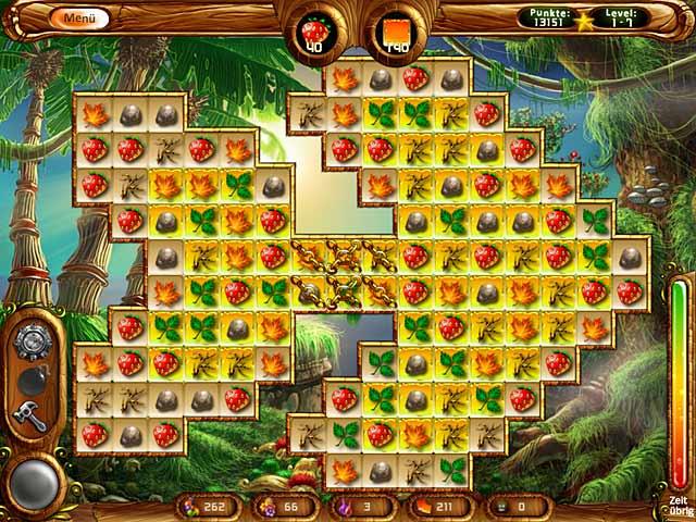 Spiele Screenshot 2 Die verzauberten Inseln