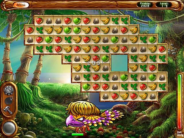 Spiele Screenshot 3 Die verzauberten Inseln