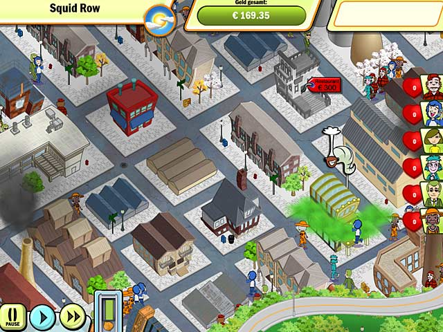 Spiele Screenshot 2 DinerTown Tycoon