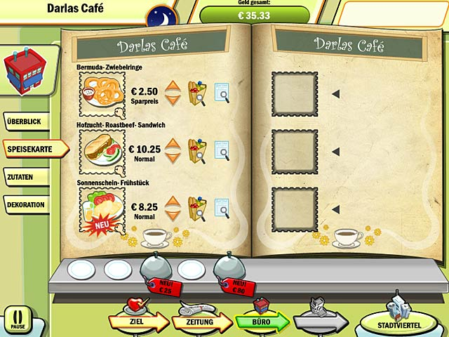Spiele Screenshot 3 DinerTown Tycoon