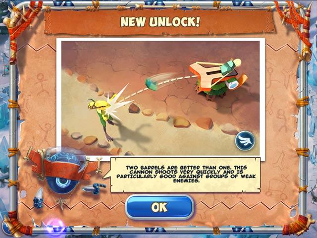 Spiele Screenshot 2 Dino R-r-age Defense