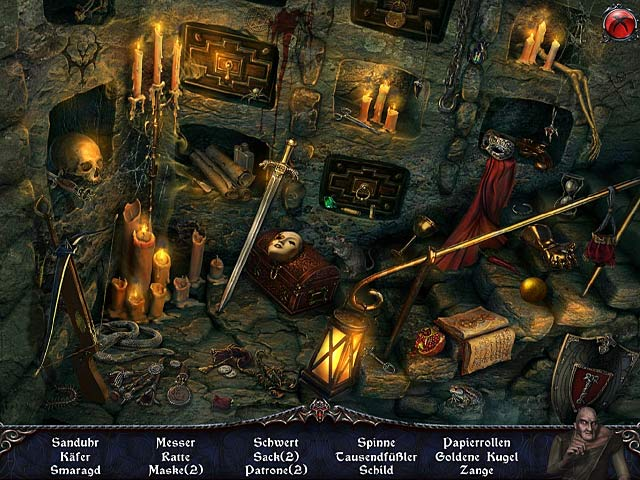 Spiele Screenshot 3 Dracula: Tödliche Liebe Sammleredition