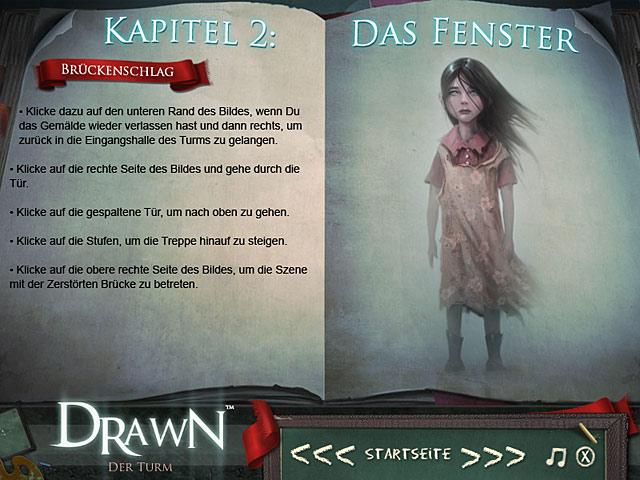 Spiele Screenshot 1 Drawn®: Der Turm  Handbuch