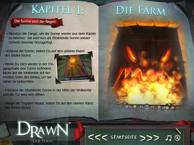 Spiele Screenshot 2 Drawn®: Der Turm  Handbuch