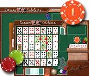 Feature- Screenshot Spiel Dream Solitaire