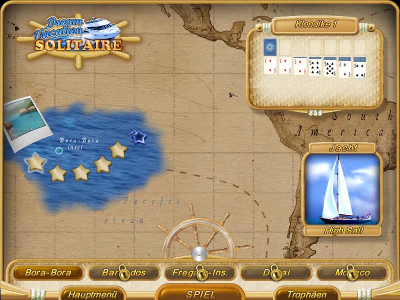 Spiele Screenshot 3 Dream Vacation Solitaire
