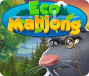 Feature- Screenshot Spiel EcoMahjong