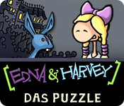 Feature- Screenshot Spiel Edna & Harvey: Das Puzzle