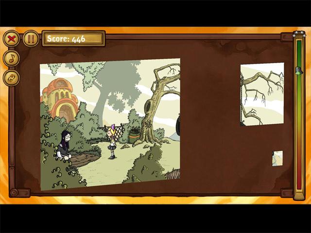 Spiele Screenshot 1 Edna & Harvey: Das Puzzle