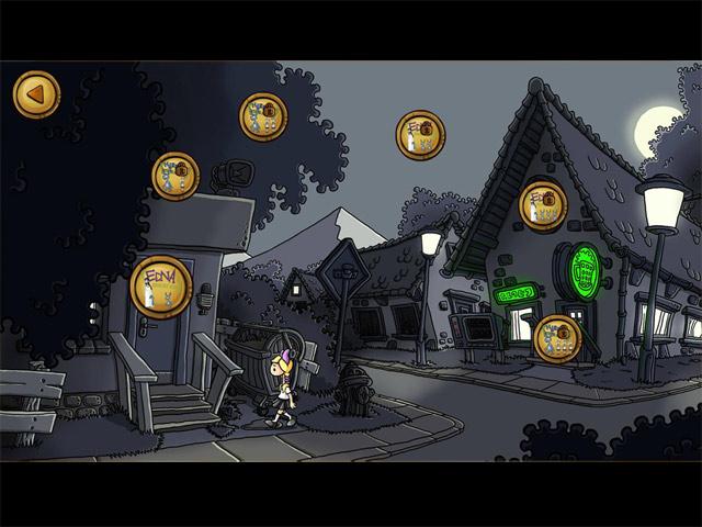 Spiele Screenshot 2 Edna & Harvey: Das Puzzle
