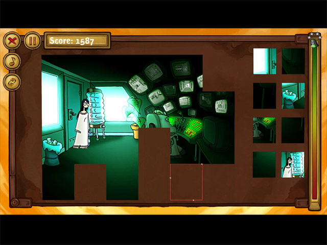 Spiele Screenshot 3 Edna & Harvey: Das Puzzle