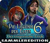 Feature- Screenshot Spiel Die Legende der Elfen 6: Der trügerische Trick Sammleredition