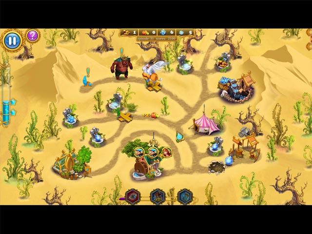 Spiele Screenshot 2 Die Legende der Elfen