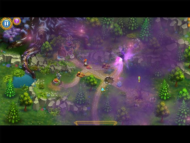 Spiele Screenshot 3 Die Legende der Elfen