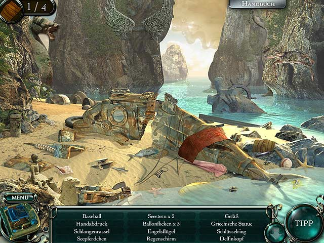 Spiele Screenshot 2 Empress of the Deep 2: Der Gesang des Blauwals