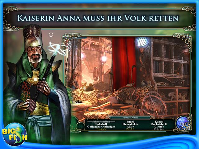 Screenshot für Empress of the Deep 3: Das Erbe des Phönix Sammleredition