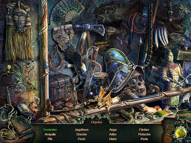 Spiele Screenshot 2 Enigma Agency: Der Fall der Schatten