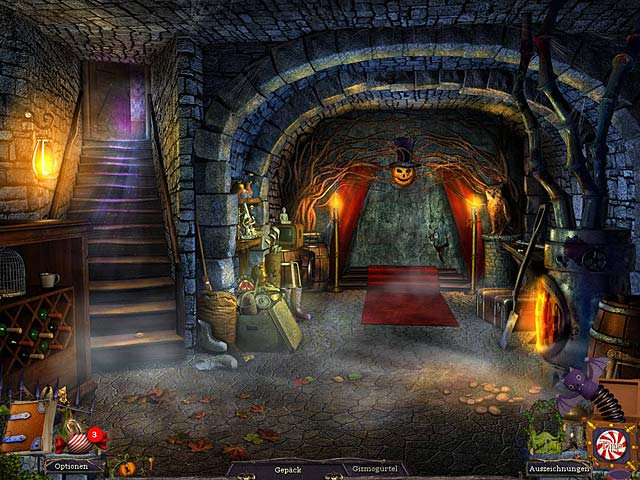 Spiele Screenshot 1 Evil Pumpkin - The Lost Halloween