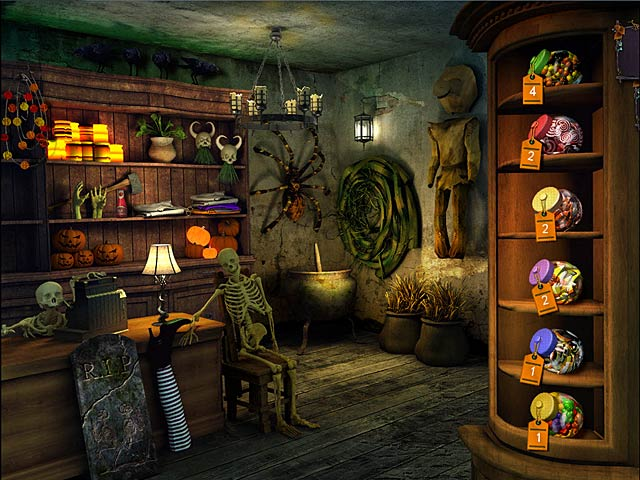 Spiele Screenshot 2 Evil Pumpkin - The Lost Halloween