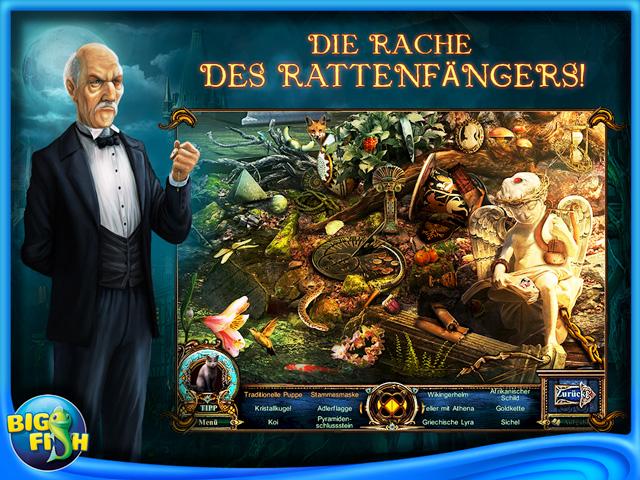 Screenshot für Fabled Legends: Die Rückkehr des Rattenfängers Sammleredition