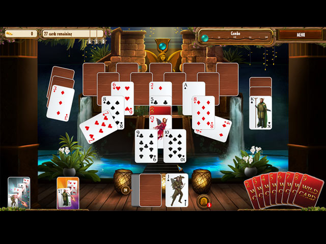 Fantasy Quest Solitaire img