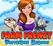Feature- Screenshot Spiel Farm Frenzy: Hurricane Season