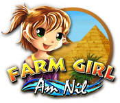 Farm Girl am Nil